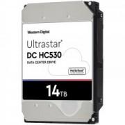 "HDD 14TB WD Ultrastar DC HC530 3.5"" SAS 7200rpm 512MB (5 years warranty)"