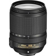 Nikon - AF-S DX NIKKOR 18-140mm f/3.5-5.6G ED VR Zoom Lens for Select DX-Format Digital Cameras - Black