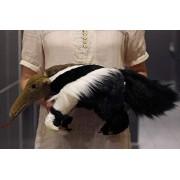 Hoptar Large Anteater Doll Plush Toys Simulation Animals Big Stuffed Toy
