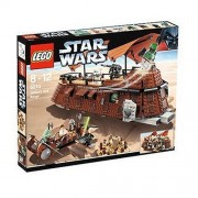 Lego 6210 Star Wars Jabba's Sail Barge by LEGO