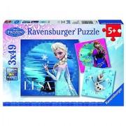 Disney Frozen Elsa Puzzle 3x49