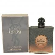 Black Opium Floral Shock by Yves Saint Laurent Eau De Parfum Spray 3 oz