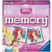 Детска игра Мемори - Дисни принцеси - Ravensburger, 700498
