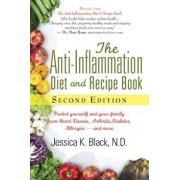 The Anti-Inflammation Diet and Recipe Book, Second Edition: Protect Yourself and Your Family from Heart Disease, Arthritis, Diabetes, Allergies, --And, Paperback/Jessica K. Black