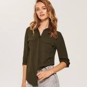 House - Koszula z kieszeniami - Khaki