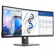 Монитор Dell U3417W, 34 инча, IPS, 3440x1440, 5ms, HDMI, DisplayPort, USB, U3417W