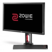 "BenQ ZOWIE XL2720 27"""" Full HD TN 3D Gris, Rojo pantalla para PC"