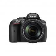 Refurbished-Very good-Reflex Nikon D5300 Black + Nikkor Lens f/3.5-5.6G