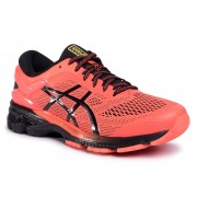 Обувки ASICS - Gel-Kayano 26 1011A541 Flash Coral/Black 700