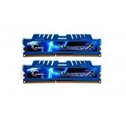 Memorie G.Skill Ripjaws X, DDR3, 2x4GB, 2133MHz (Albastru)