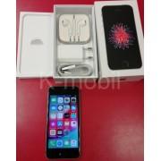Apple iPhone SE 64GB Space Gray použitý komplet