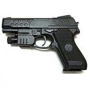 Smgift Blue Light Laser Gun With Bullet