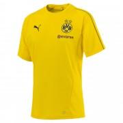 【プーマ公式通販】 プーマ BVB SS トレーニングジャージー メンズ Cyber Yellow |CLOTHING|PUMA.com イエロー