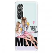 Odolné silikonové pouzdro iSaprio - Milk Shake - Blond - Xiaomi Mi Note 10 Lite