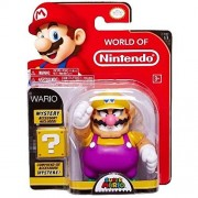 Jakks World of Nintendo Super Mario Wario Figure