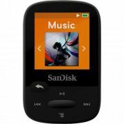 SanDisk 16GB Black Clip Sport Plus Global MP3 player SDMX28-016G-G46K SDMX28-016G-G46K