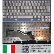 Clavier Qwerty Italien / Italian Pour DELL Latitude E6420 E5420 E6220 E6320 E6430 Series, Noir / Black, Win8, Point stick, Model: CN-0K218P, NSK-DV2UC, P/N: PK130FNE14