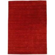 RugVista Alfombra Loribaf Loom Giota - Rojo 140x200 Alfombra Moderna