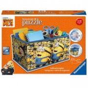 3D Пъзел - Кутия Аз, Проклетникът, Ravensburger, 7011260