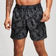MP Men's Training Stretch Woven Shorts - Carbon-Distress - XL