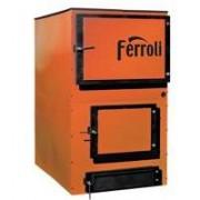 Cazan pe lemne Ferroli FSBH, 400 kW