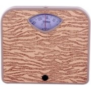 Samso Sleek Weighing Scale(Brown)