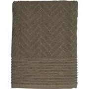Mette Ditmer Brick Handduk 50x95 Brons