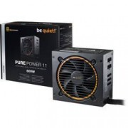 BeQuiet PC síťový zdroj BeQuiet Pure Power 11 CM 600 W ATX 80 PLUS® Gold