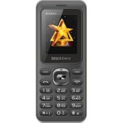 black bear B5 Click+ (Black+Grey) Dual Sim