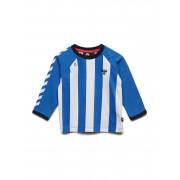 HUMMEL Hmllester T-Shirt L/S T-shirts Long-sleeved T-shirts Blå HUMMEL