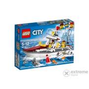 LEGO® City Barca de pescuit 60147