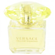 Versace Yellow Diamond Eau De Toilette Spray (Tester) By Versace 3 oz Eau De Toilette Spray