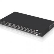 Гигабитов SFP/SFP+ комутатор Ubiquiti EdgeSwitch ES-48-750W с 48 порта