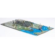 4 D City Scape Time Puzzle Sydney 77 057 (Japan Import)