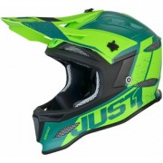Just1 JDH Assault Mips Downhill Helmet, green, Size S