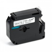 Banda compatibila Brother MK-231, 12mm x 8m, text negru / fundal alb
