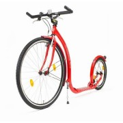 KICKBIKE sparkcykel Sport G4 röd