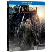 The Hobbit: The Desolation of Smaug: Ian McKellen,Martin Freeman,Richard Armitage - Hobbitul: Dezolarea lui Smaug (Blu-ray 2D si Blu-ray 3D)