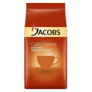 Jacobs Cafe Crema Export Traditional Boabe 1kg