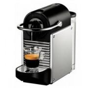 DeLonghi EN 124 S Pixie - Kaffeemaschine Silber