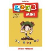 Loco Mini Loco - Ik Leer Rekenen (6-7 jaar)