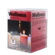 Unipar Wellness sviečka Pink N144