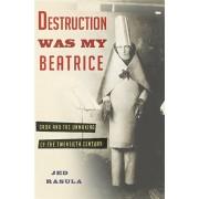 Destruction Was My Beatrice. Dada and the Unmaking of the Twentieth Century, Hardback/Jed Rasula