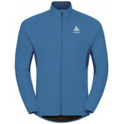 Odlo Aeolus Element Warm - giacca sci di fondo - uomo - Light Blue