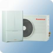 Immergas Magis Pro 8 levegő-víz hőszivattyú 7,71/4,08kW, beépített tágulási tartállyal 12L