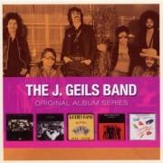 J. Geils Band - Original Album Series (0081227983383) (5 CD)