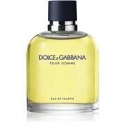 Dolce & Gabbana Pour Homme Eau de Toilette para homens 200 ml