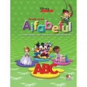Disney Junior. Invata cu noi alfabetul