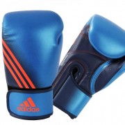 Adidas Speed 200 (Kick)Bokshandschoenen Blauw - 8 oz