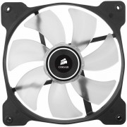 Corsair The Air Series SP 140 LED High Static Pressure Fan Cooling, White, Dual Pack CO-9050035-WW